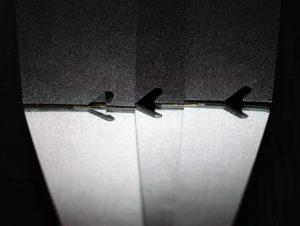 Konfektionsmaterial Versteifer Nomadic Display